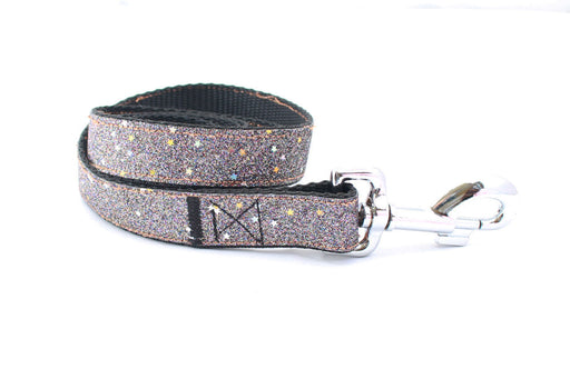 Graphite Black Blaze Dog Lead - Pet Pooch Boutique - My Pet Gift Box