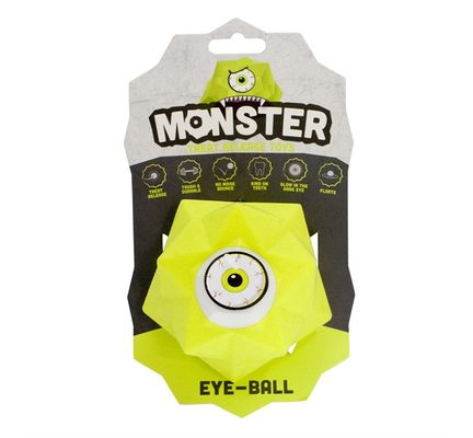 Pet Brands Monster Treat Release Green Dog Toy - Pet Brands - My Pet Gift Box