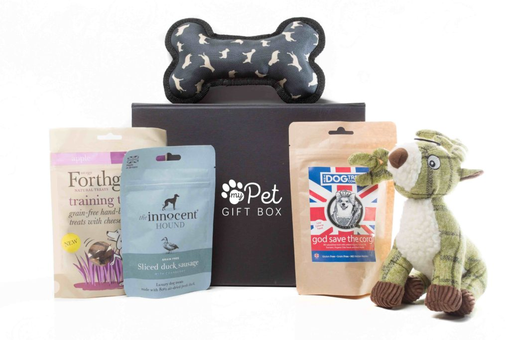 The Limited Edition Best Of British Gift Box For Dogs