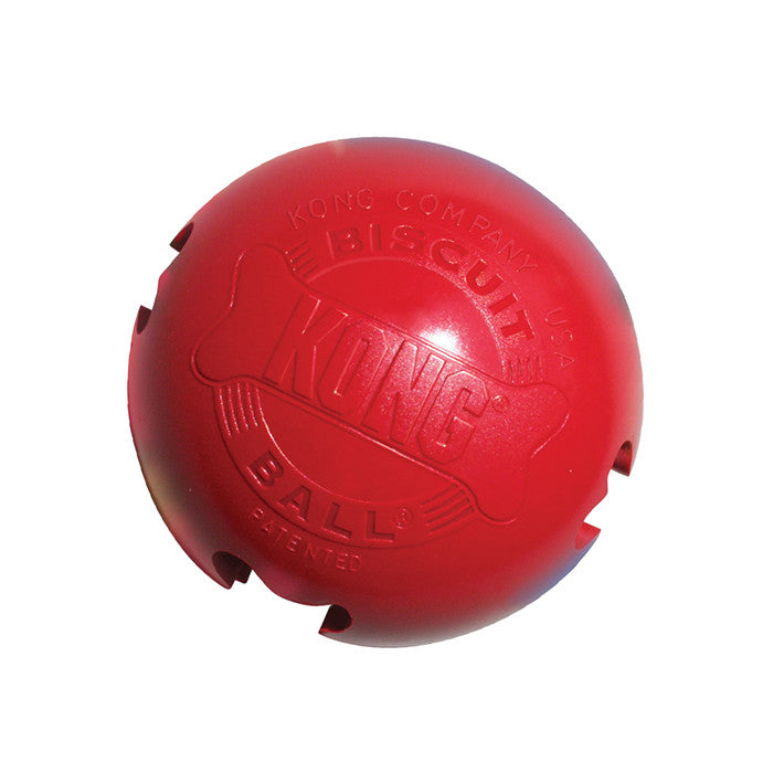 KONG Classic Biscuit Ball Large Dog Toy - Gor Pets - My Pet Gift Box