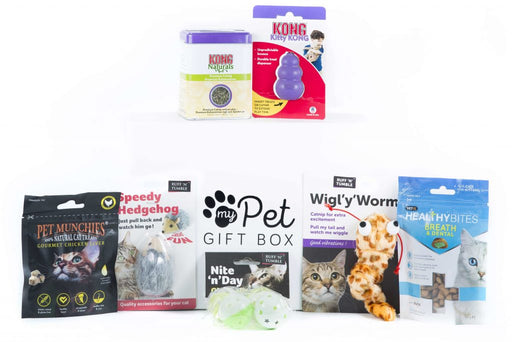 The Gift Box For Cats - My Pet Gift Box - My Pet Gift Box