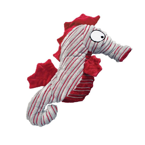 KONG CuteSeas Seahorse Small Dog Toy
