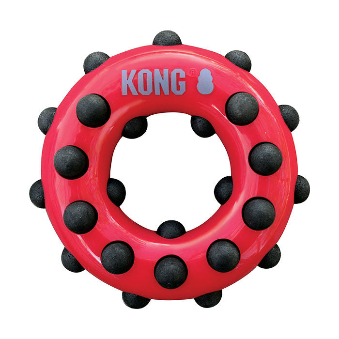 KONG Dotz Circle Small Dog Toy - Gor Pets - My Pet Gift Box