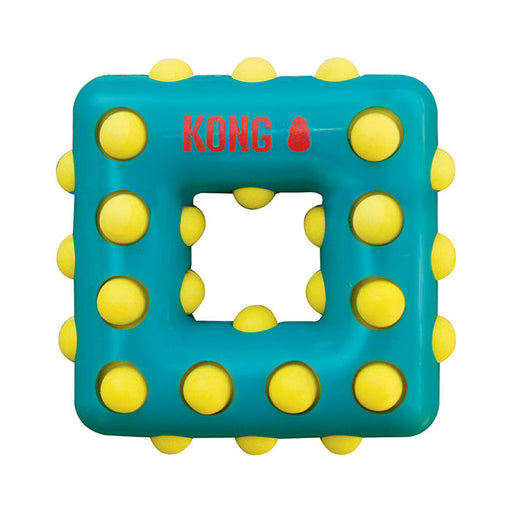 KONG Dotz Square Small Dog Toy