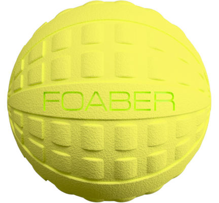 Foaber Bounce Green Medium Ball Dog Toy - Vital Pet Products - My Pet Gift Box