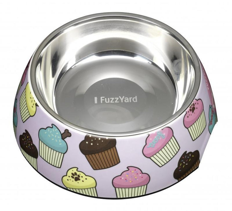 Fuzzyard Fresh Cupcakes Easy Feeder Pet Bowl - In Vogue Pets - My Pet Gift Box