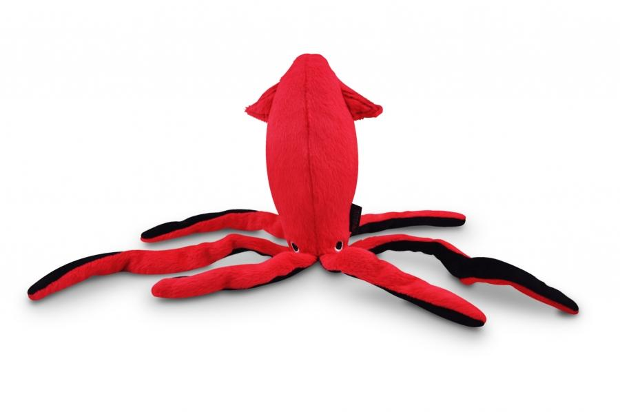 P.L.A.Y Giant Squid Plush Dog Toy - In Vogue Pets - My Pet Gift Box