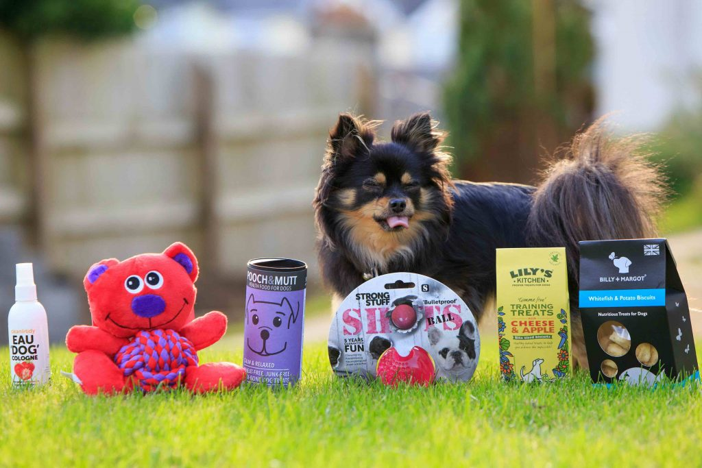 Personalised Subscription Box For Dogs - 1 Box Every 3 Months - My Pet Gift Box - My Pet Gift Box