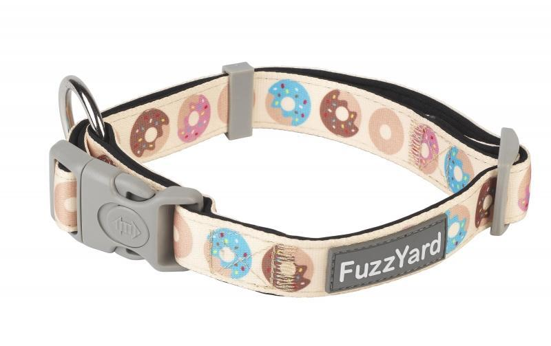 Fuzzyard Go Nuts Dog Collar - In Vogue Pets - My Pet Gift Box