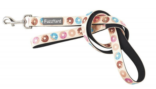 Fuzzyard Go Nuts For Donuts Dog Lead