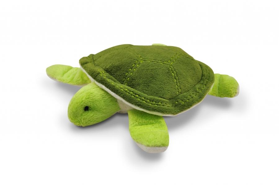 P.L.A.Y Green Sea Turtle Plush Dog Toy - In Vogue Pets - My Pet Gift Box