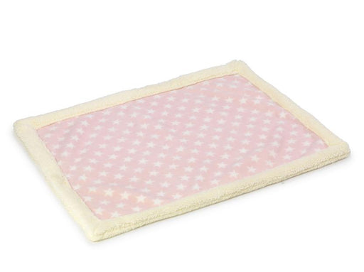 House of Paws Puppy Blanket Pink - House Of Paws - My Pet Gift Box