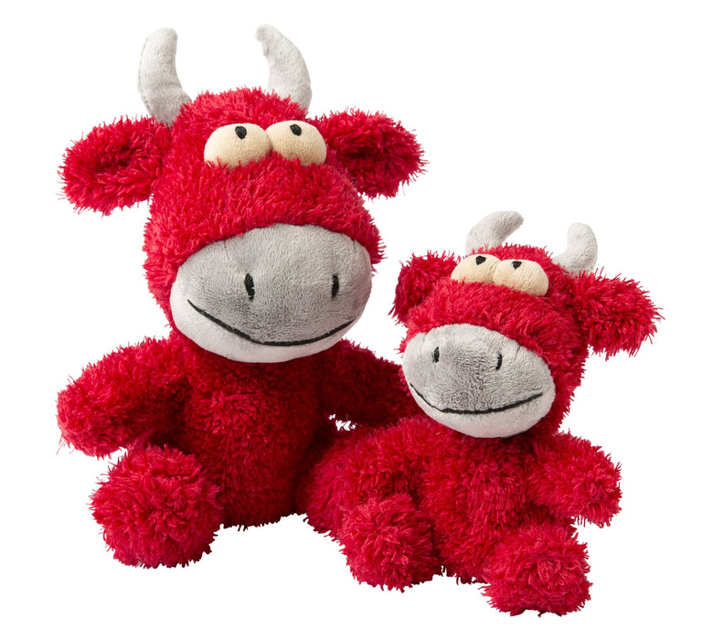 Fuzzyard Jordan The Bull Plush Small Dog Toy