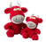 Fuzzyard Jordan The Bull Plush Large Dog Toy - In Vogue Pets - My Pet Gift Box