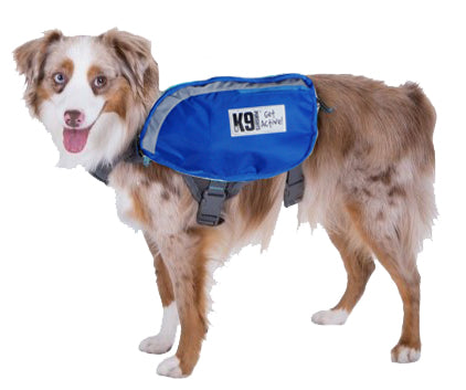 K9 Pursuits K9 Trail Blazer Back Pack For Dogs