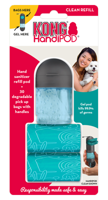 KONG HandiPod Clean Refill - Vital Pet Products - My Pet Gift Box
