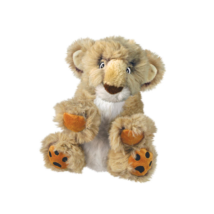 KONG Comfort Kiddo Lion Large Dog Toy