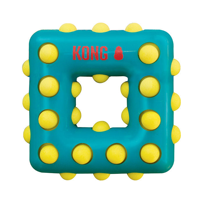 KONG Dotz Square Large Dog Toy - Gor Pets - My Pet Gift Box