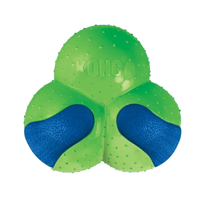KONG Durasoft Clover Small Dog Toy