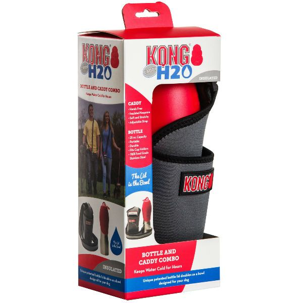 Kong H20 Caddy - PJ Pet Products - My Pet Gift Box