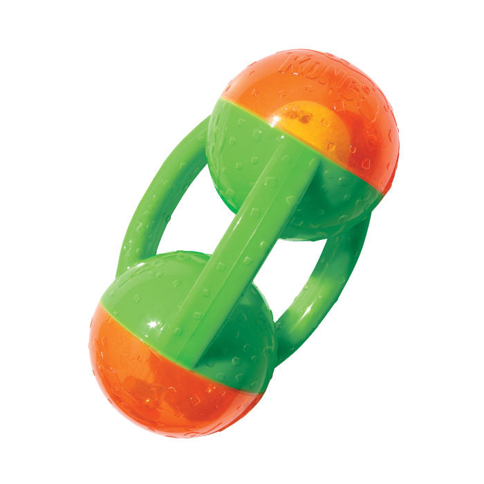 KONG Jumbler Tri Large Dog Toy - Gor Pets - My Pet Gift Box