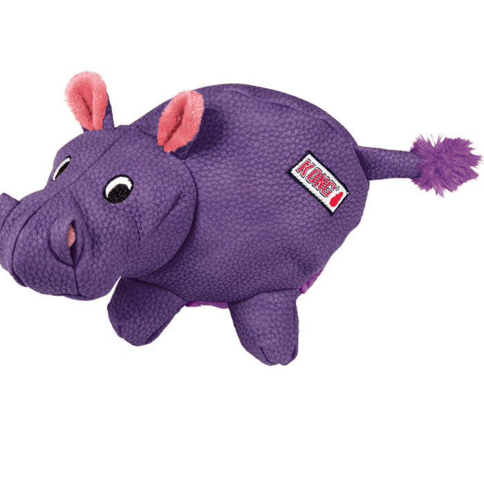 KONG Phatz Hippo Medium Dog Toy
