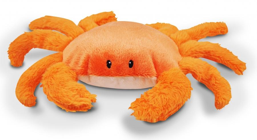 P.L.A.Y King Crab Plush Dog Toy - In Vogue Pets - My Pet Gift Box