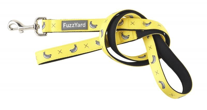 Fuzzyard Monkey Mania Dog Lead - In Vogue Pets - My Pet Gift Box