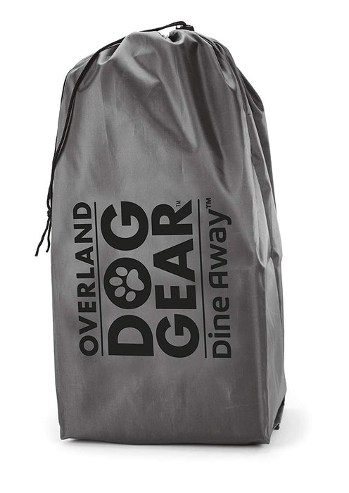 Overland Dog Gear DineAway Day Travel Kit For Small Dogs - PJ Pet Products - My Pet Gift Box