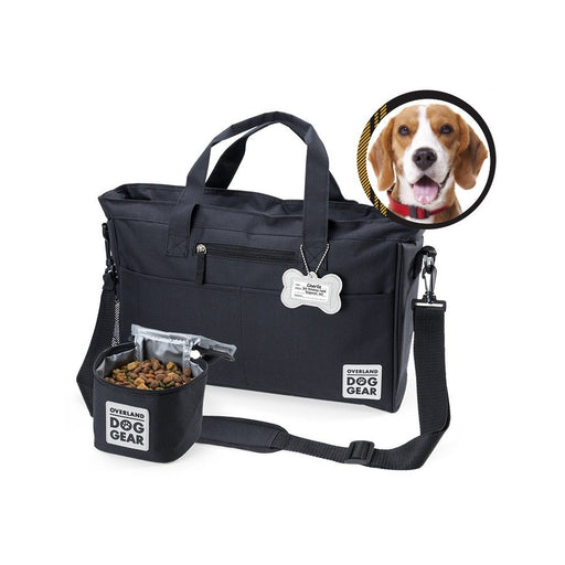 Overland Dog Gear Day Away Travel Kit Bag For Dogs