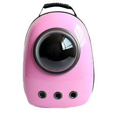 Petz-Aboard Space Portal Pink Pet Carrier - PJ Pet Products - My Pet Gift Box