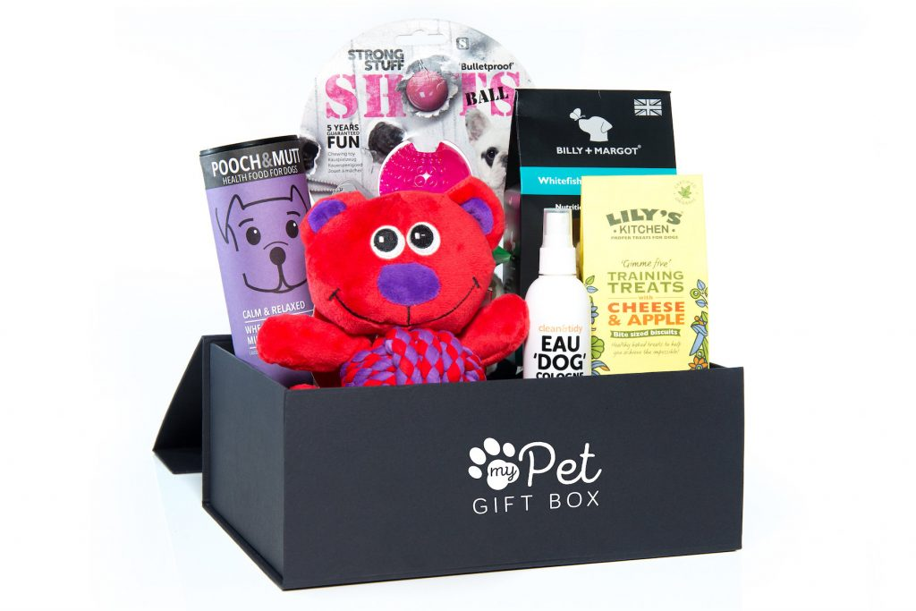 Personalised Monthly Subscription Box For Dogs