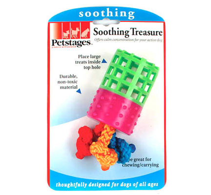 Petstages Soothing Treasure Dog Toy - Vital Pet Products - My Pet Gift Box