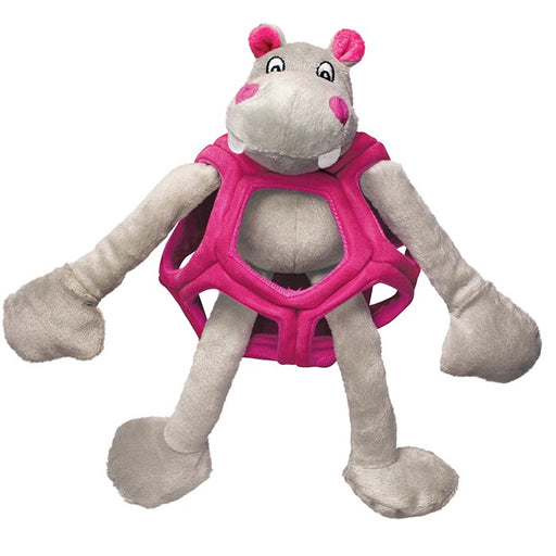 KONG Puzzlements Hippo Small / Medium Dog Toy - Gor Pets - My Pet Gift Box