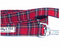 Royal Stewart Tartan Dog Lead - Barkley & Fetch - My Pet Gift Box