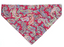 Red Paisley Print Dog Bandana - Barkley & Fetch - My Pet Gift Box