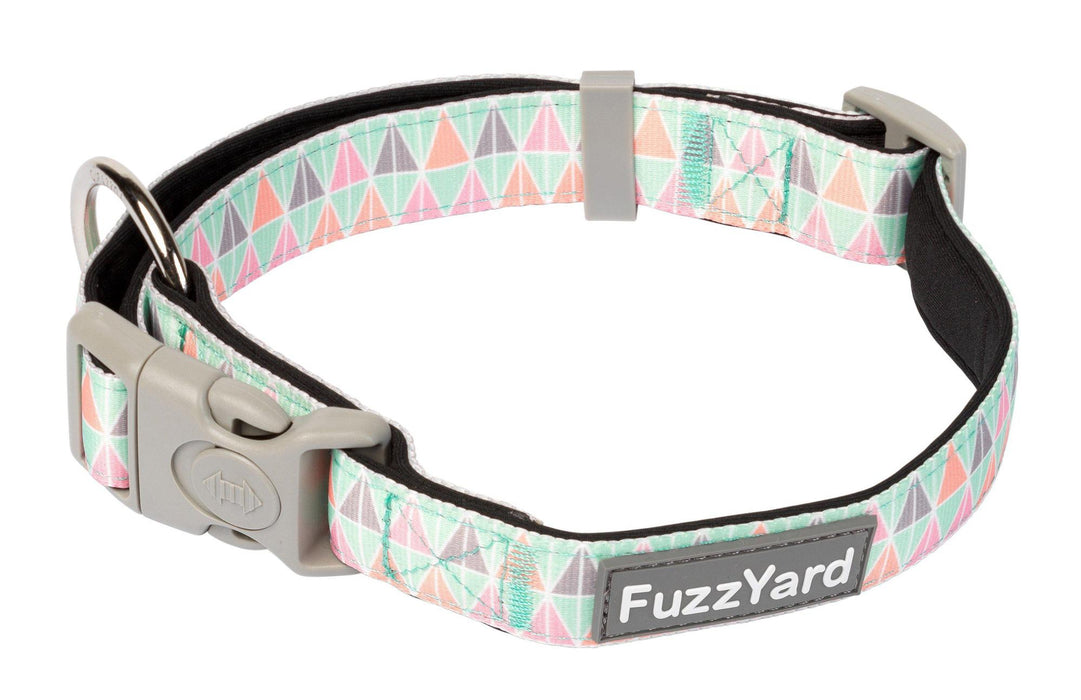 Fuzzyard Sherbert Bomb Dog Collar - In Vogue Pets - My Pet Gift Box