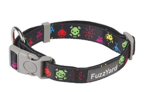 Fuzzyard Space Raiders Dog Collar - FuzzYard - My Pet Gift Box