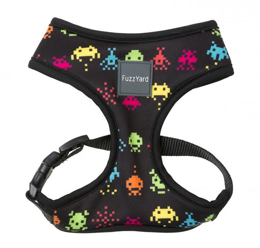 Fuzzyard Space Raiders Dog Harness - In Vogue Pets - My Pet Gift Box
