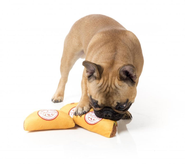 Fuzzyard Taco Dog Toy - In Vogue Pets - My Pet Gift Box