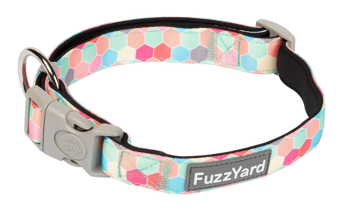 Fuzzyard The Hive Dog Collar - FuzzYard - My Pet Gift Box