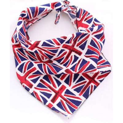 Union Jack Dog Bandana - Pet Pooch Boutique - My Pet Gift Box
