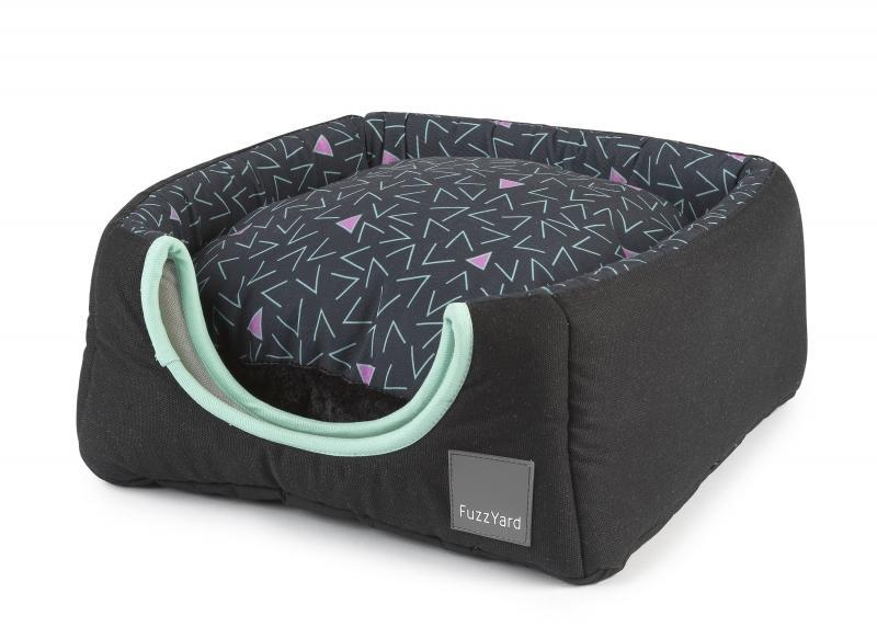 Fuzzyard Voltage Cat Cubby Bed - In Vogue Pets - My Pet Gift Box
