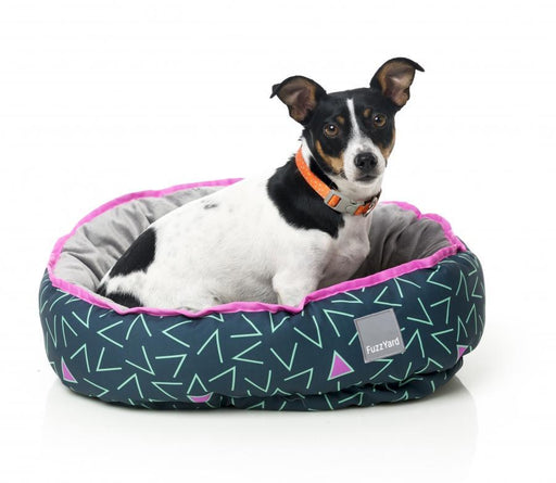 Voltage Reversible Dog Bed