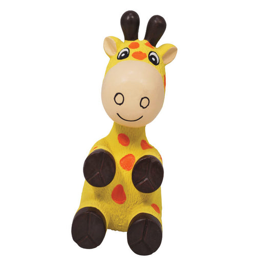 KONG Wiggi Giraffe Large Dog Toy