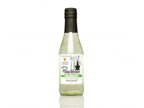 Woof & Brew Pawsecco White Wine for Dogs, 250ml