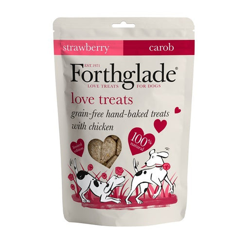 Forthglade Limited Edition Love Dog Treats - Forthglade - My Pet Gift Box