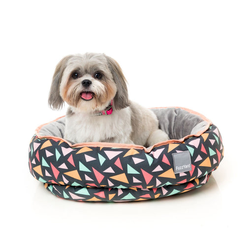 FuzzYard RAD Reversible Dog Bed - In Vogue Pets - My Pet Gift Box
