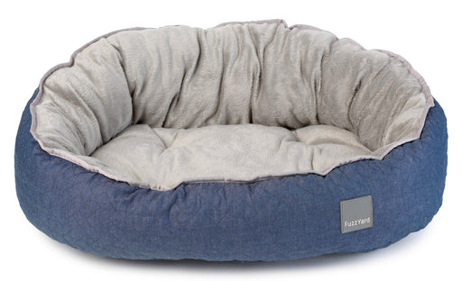 FuzzYard Montana Reversible Dog Bed - In Vogue Pets - My Pet Gift Box