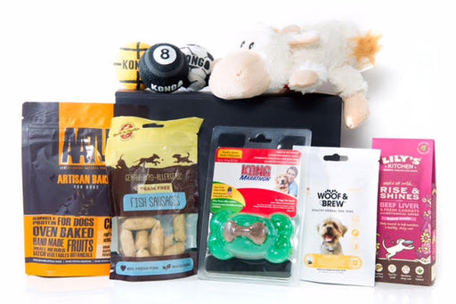 The New Year New You Box For Dogs - My Pet Gift Box - My Pet Gift Box